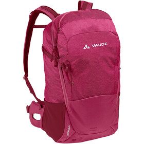 VAUDE Tacora 26+3 Rugzak Dames, crimson red